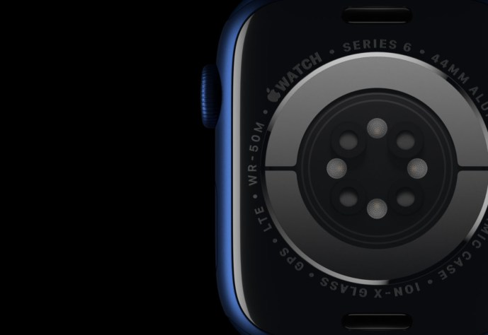 Apple Watch Series 6 Back