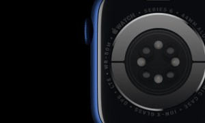 Apple Watch Series 6 Back