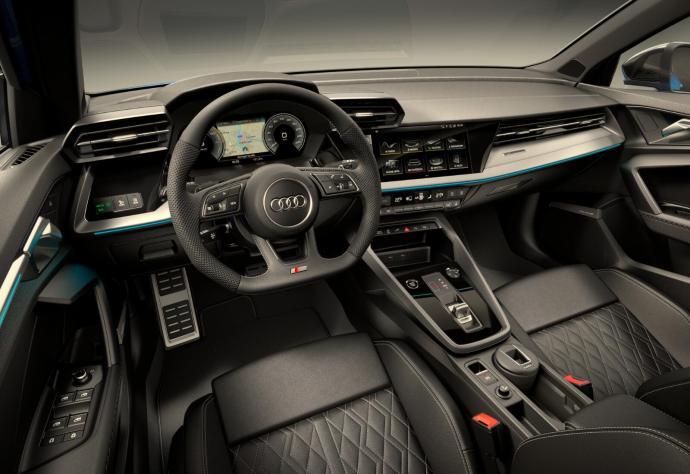 Audi A3 Sportback Hybrid Innen