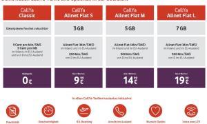 Callya Vodafone 0920