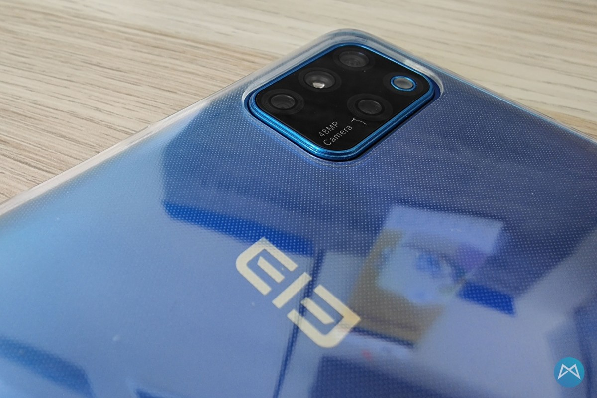Elephone U5 Case Kamera
