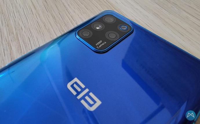 Elephone U5 Kamera