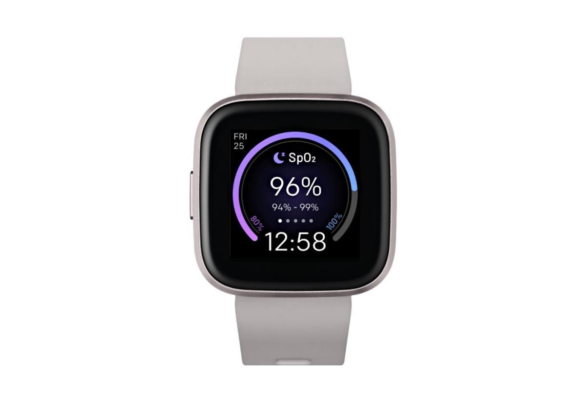 Fitbit Spo2 Watchface