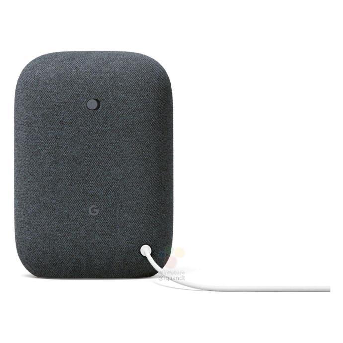 Google Nest Speaker Leak Charcoal2