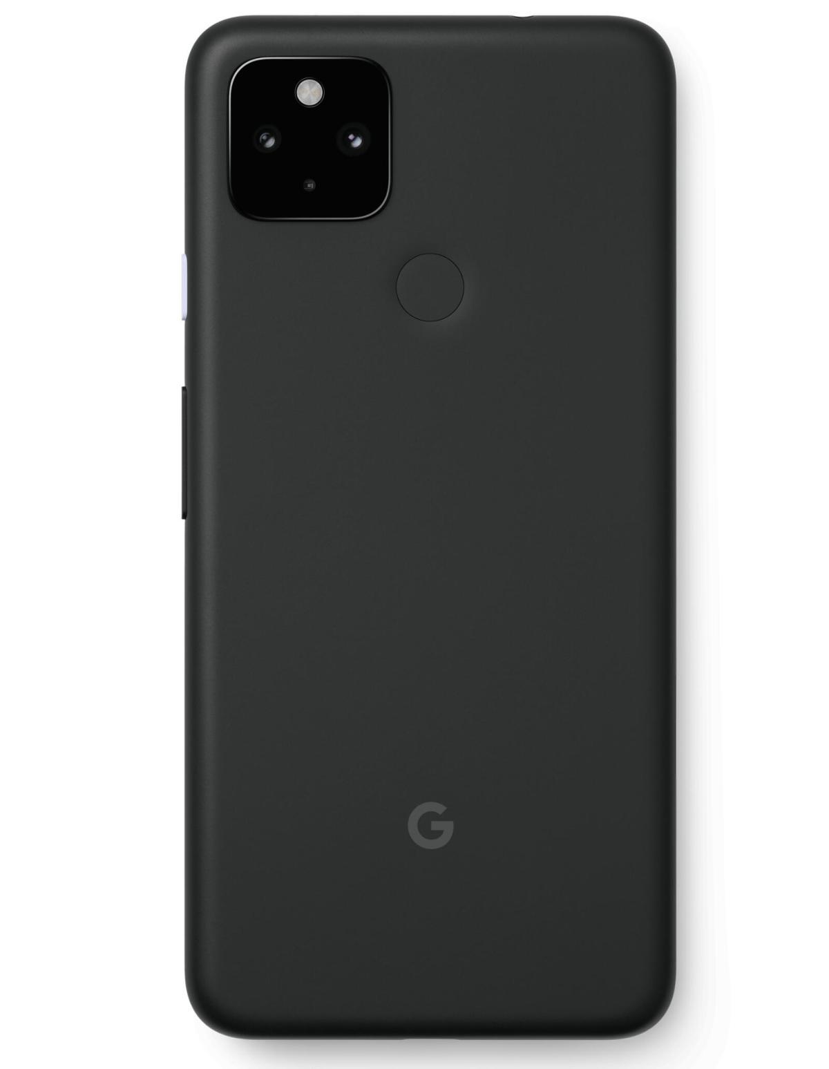 Google Pixel 4a 5g Back