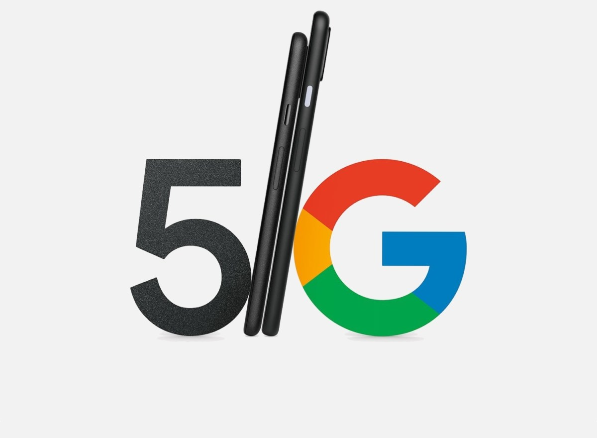 Google Pixel 5g Header