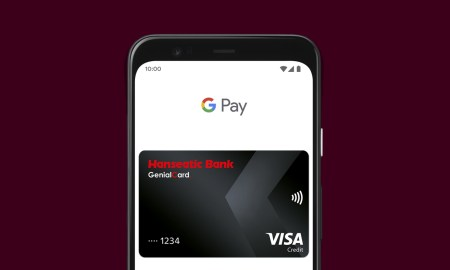 Hanseatic Google Pay