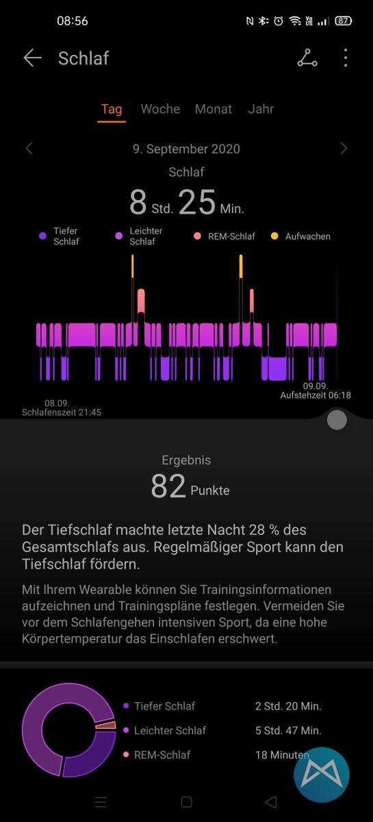Huawei Watch Gt 2 Pro Sleep Tracking