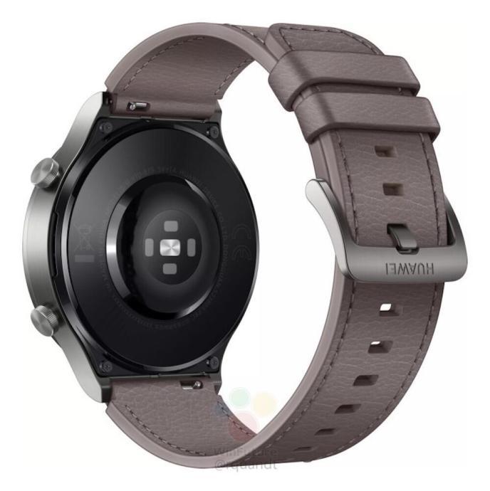 Huawei Watch Gt2 Pro Leak Back