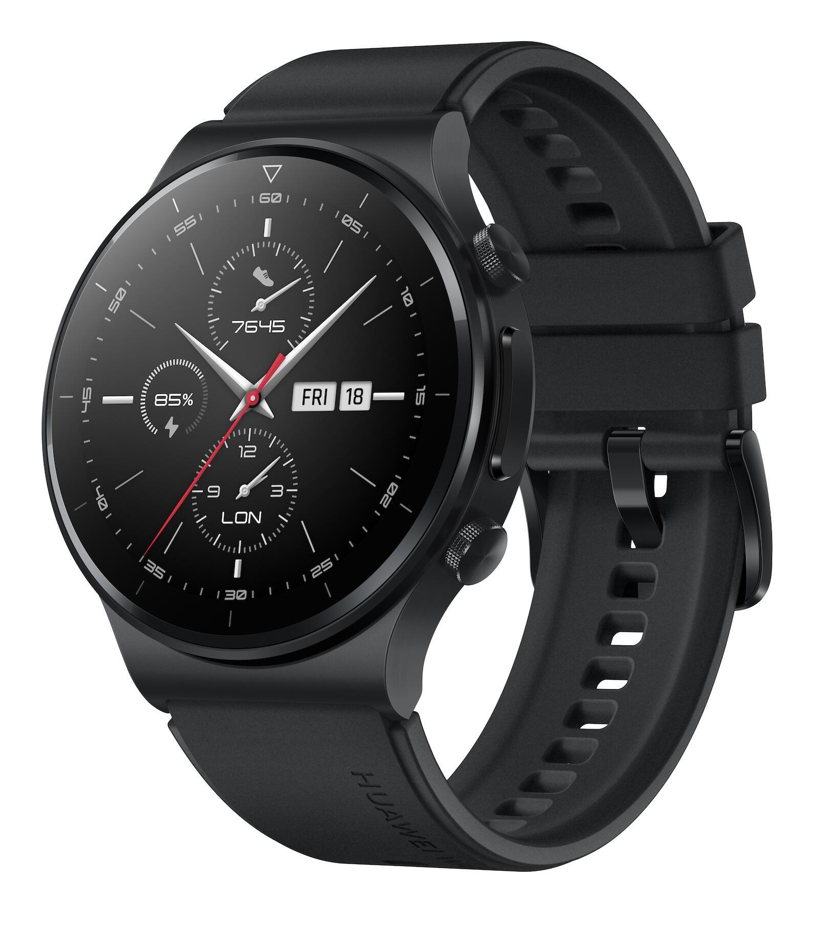 Huawei Watch Gt 2 Pro Porsche Edition