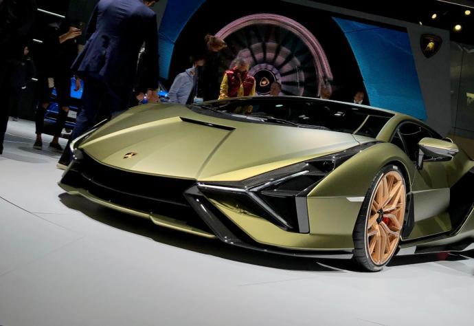 Lamborghini Iaa Header