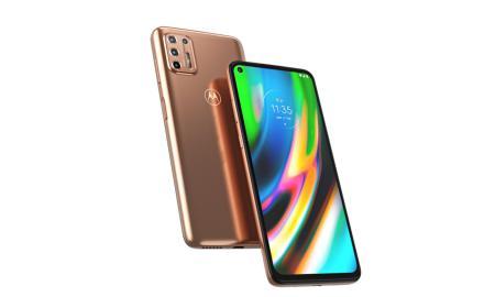 Motorola Moto G9 Plus Gold