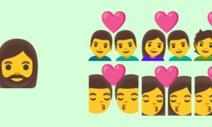 New Android Emoji 13.1 B
