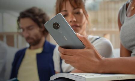 Nokia Smartphone Header