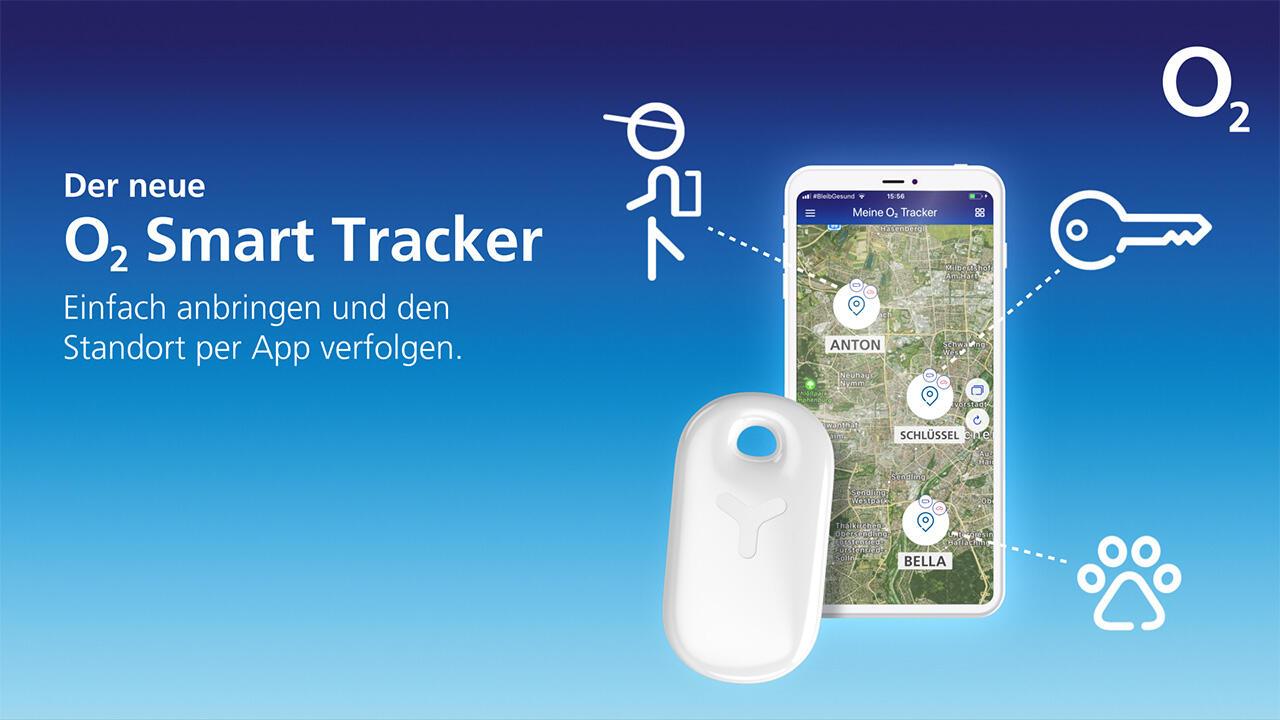 O2 Smart Tracker