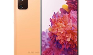 Samsung Galaxy S20 Fe Leak Orange