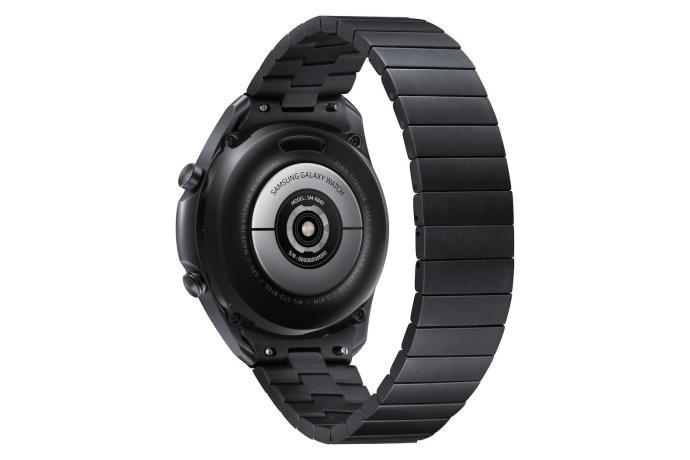 Samsung Galaxy Watch 3 Titan Back