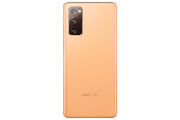 Samsung Galaxy S20 Fe Sm G780f Sm G781b Cloud Orange 180 Rgb