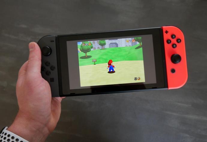 Super Mario 3d All Stars 64