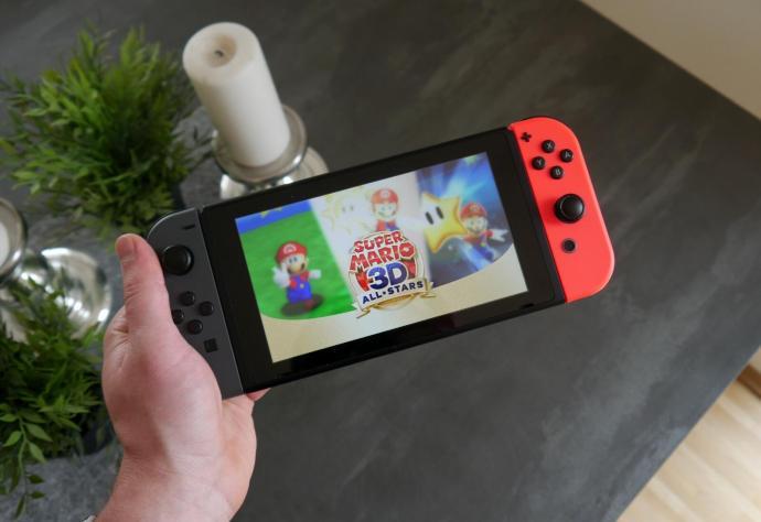 Super Mario 3d All Stars Header