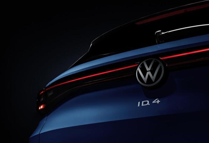 Vw Id4 Volkswagen Back Header
