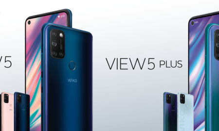 Wiko View 5 Header
