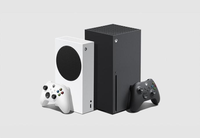 Xbox Series X S 2020 Header