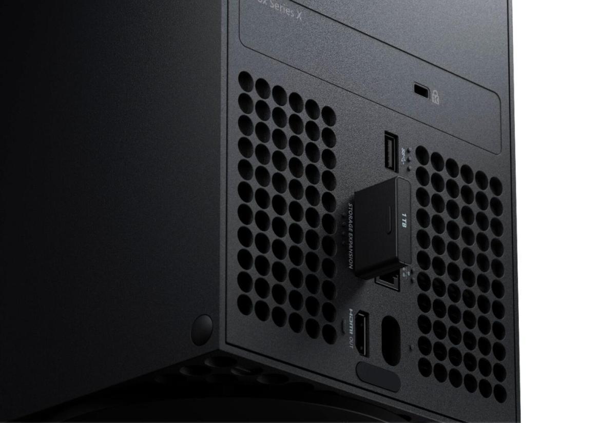 Xbox Series X Ssd Erweiterung