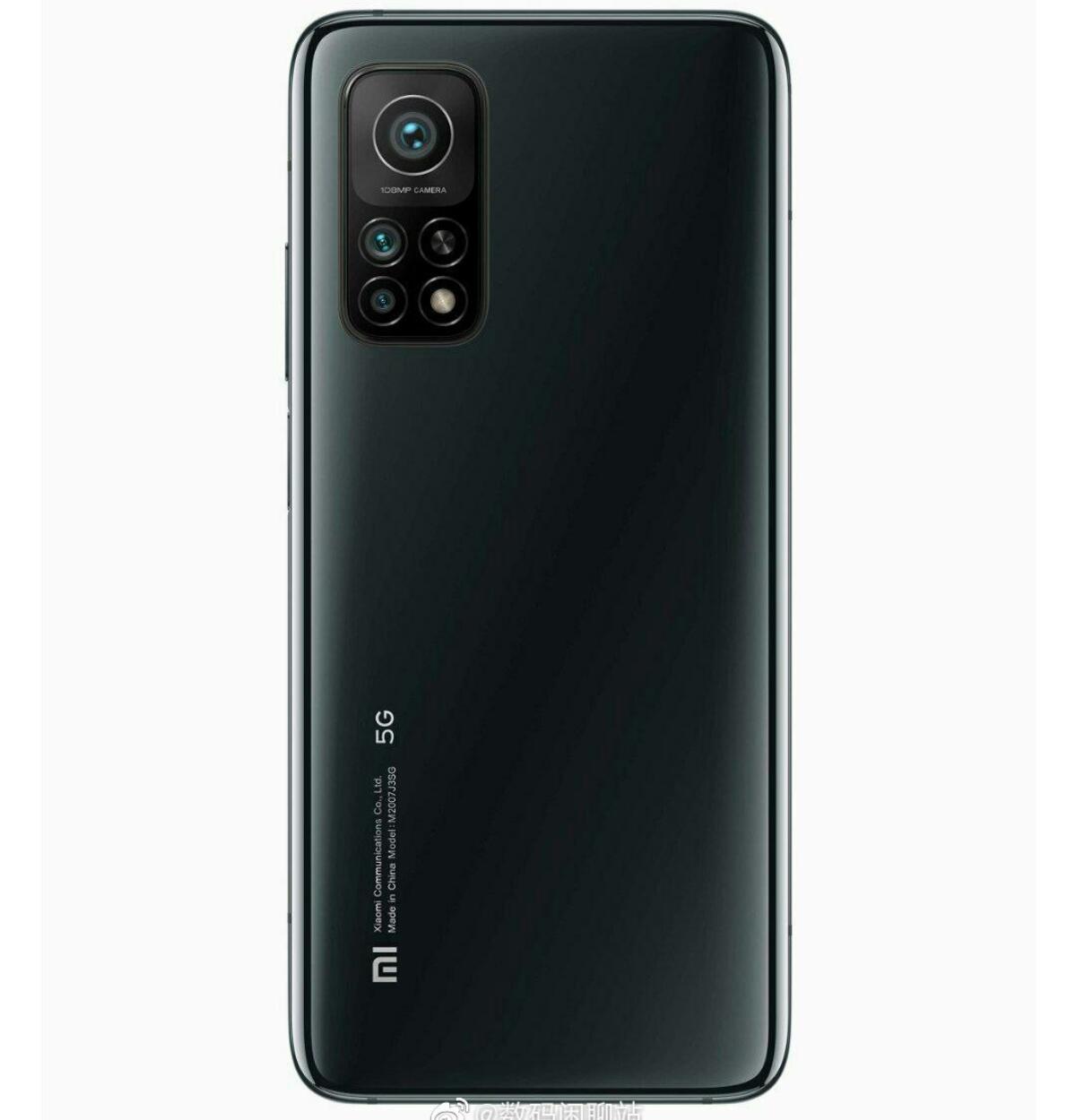 Xiaomi Mi 10t Pro Leak Back