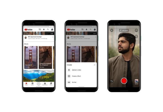 Youtube Shorts Header