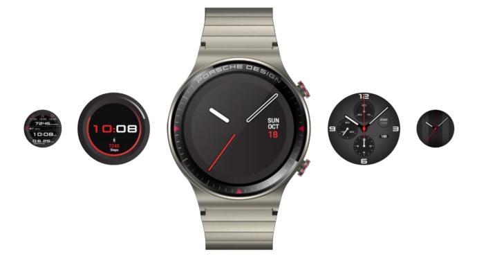 20201022 Pressemitteilung Gentle Monster X Huawei Eyewear Ii Porsche Design Huawei Watch Gt 2 Pdf Seite 2 Von 3