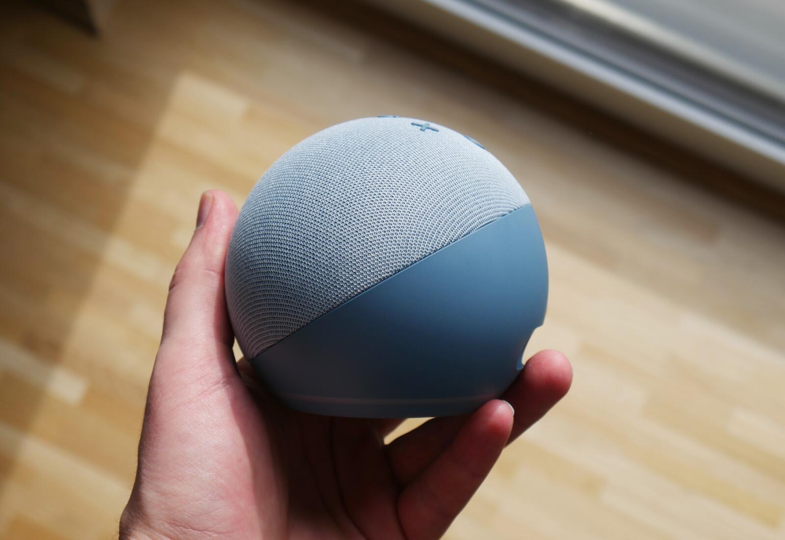 Amazon Echo Dot 4 Test15
