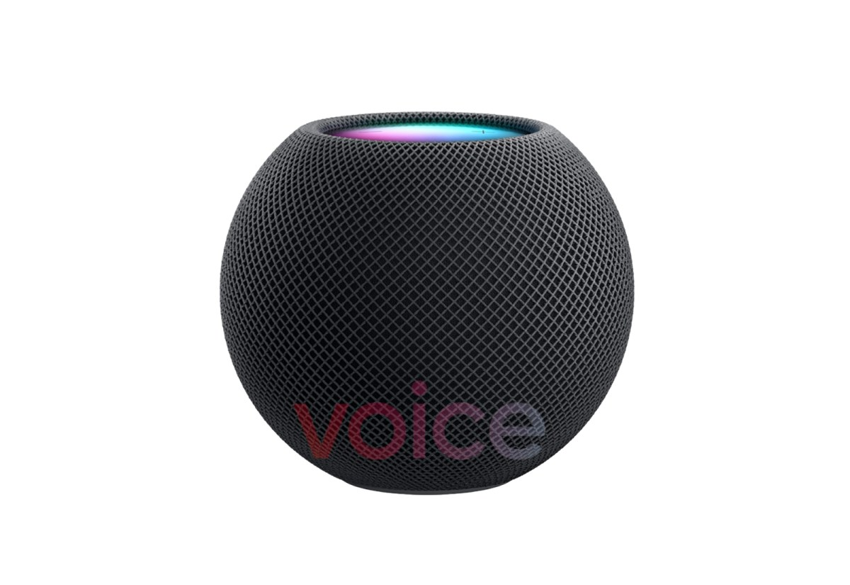 Apple Homepod Mini Schwarz
