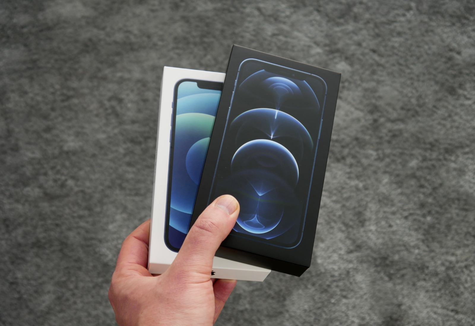Apple Iphone 12 Pro Box