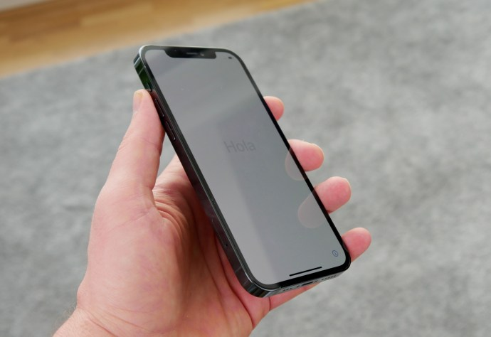 Apple Iphone 12 Pro Display