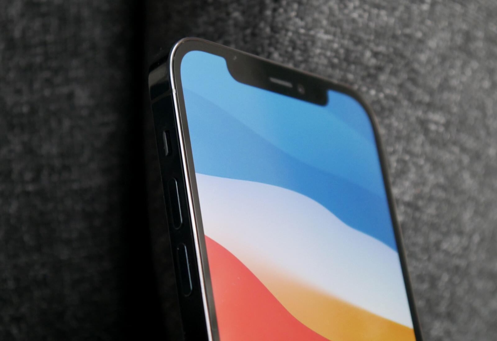 Apple Iphone 12 Pro Notch