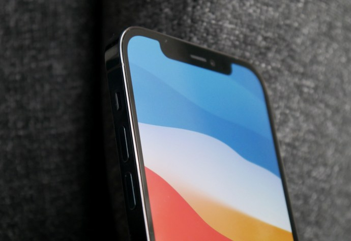 Apple Iphone 12 Pro Notch