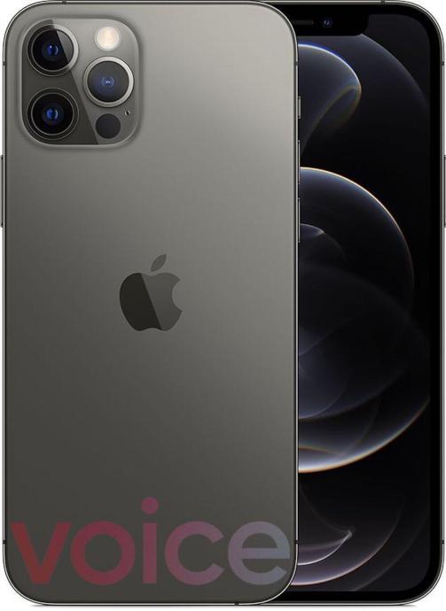 Apple Iphone 12 Pro Schwarz