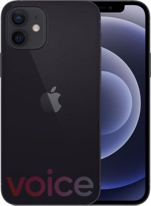 Apple Iphone 12 Schwarz