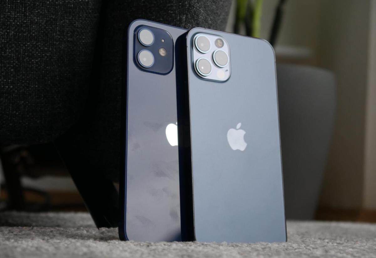 Apple Iphone 12 Und 12 Pro