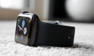 Apple Watch Se Infograph