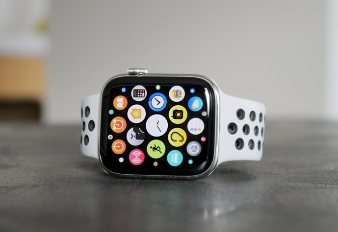 Apple Watch Series 6 Header