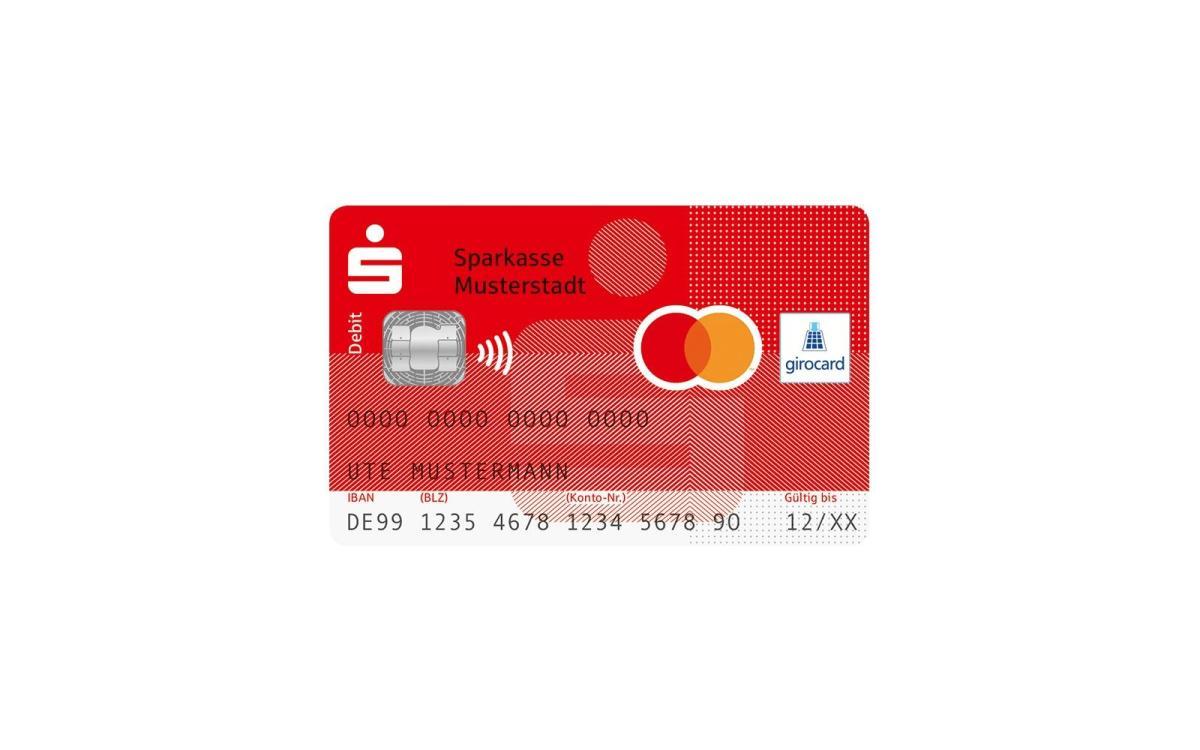 Debitcard Sparkasse