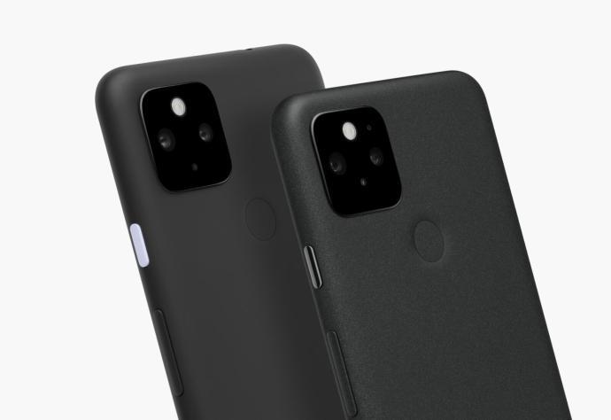 Google Pixel 2020 Kamera Header