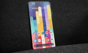 Google Pixel 5 Header