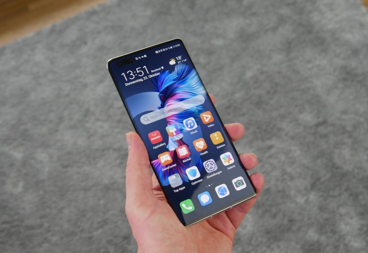 Huawei Mate 40 Pro Display