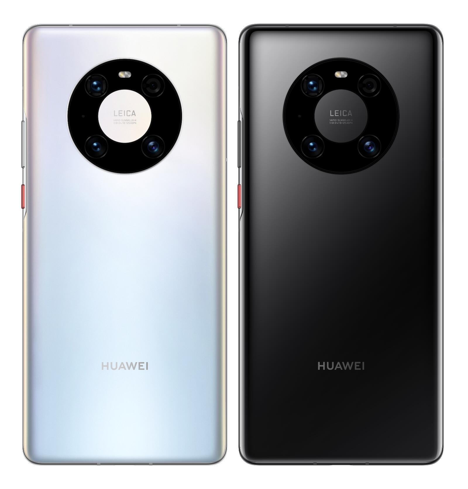 Huawei Mate 40 Pro Farben