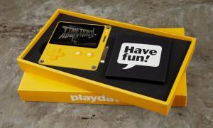 Playdate Verpackung Offen