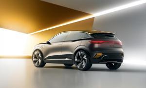 Renault Elektro Megane Back Header