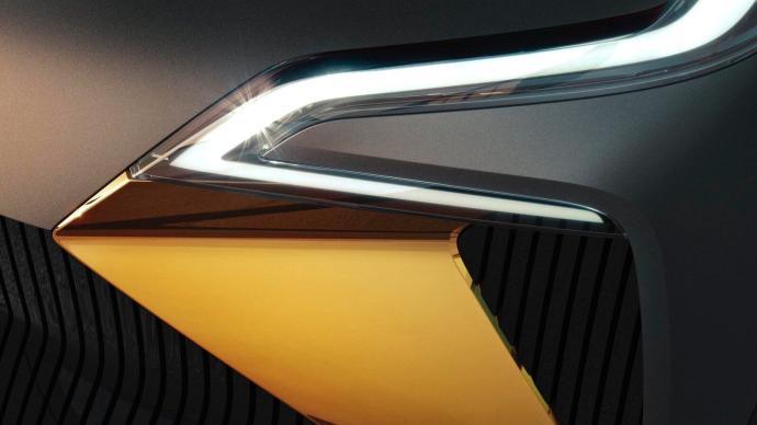 Renault Elektro Suv Licht